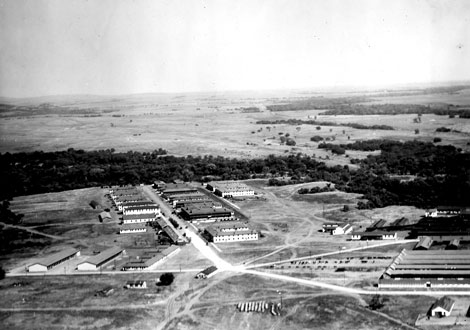 Fort Sill, Oklahoma - September 1920