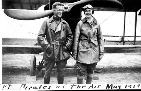 Pirates of the Air - May 1919