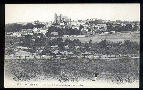 Bourges Circa 1910