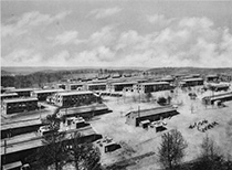 Camp Pike Barracks, Arkansas