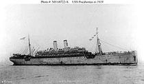 USS Transport Pocahontas