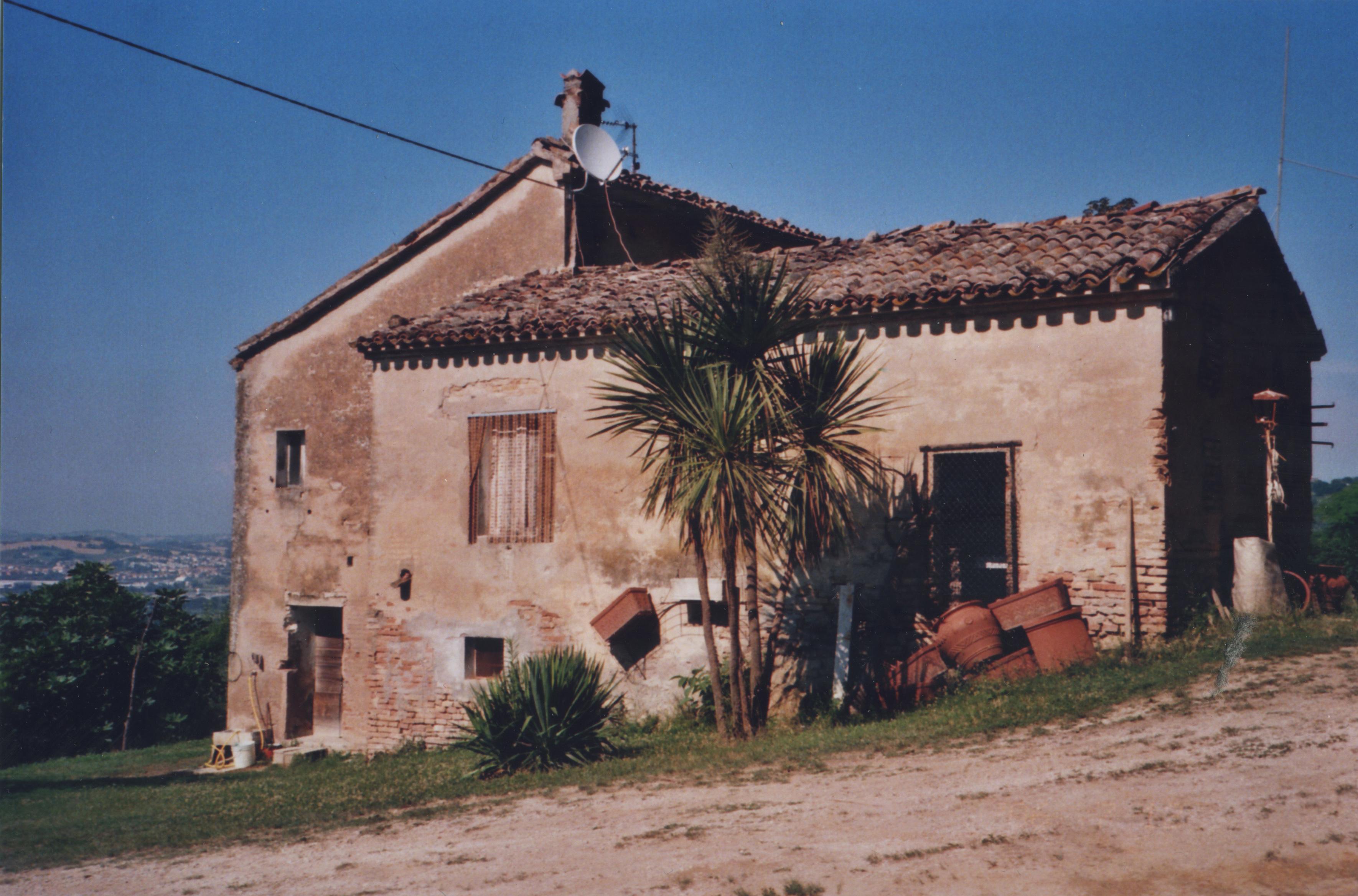 James' Birthplace (Montelebatte) near Pesaro, Italy