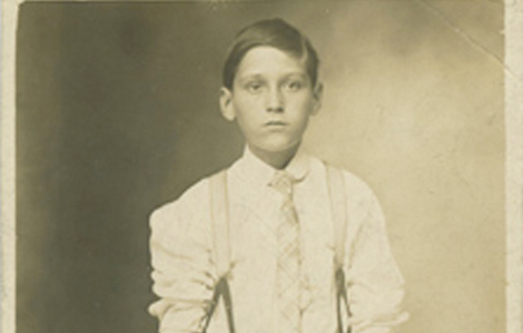 James - Age 12 Years