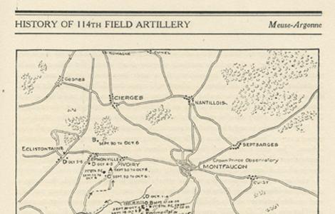 Meuse-Argonne Positions