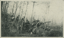 Gun Squad of Battery C on Hill 372
