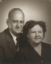 James and his wife Jewell