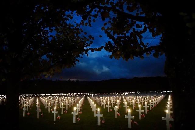 Meuse-Argonne American Cemetery 2018 Centennial