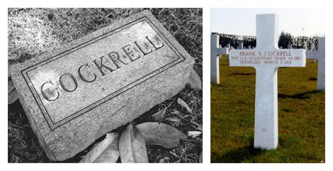 Nellie Cockrell's Gravesite