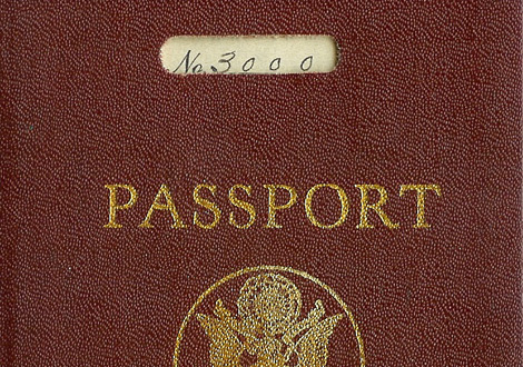 U.S. Passport Cover