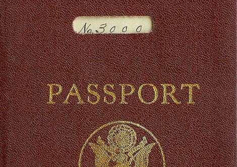 U.S. Passport Cover