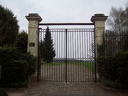 AEF Headquarters Gate in 2007