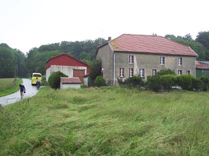 Madeleine's Farm in 2007