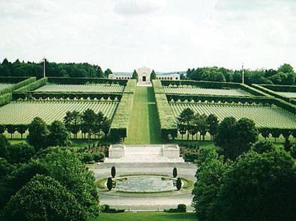 Meuse-Argonne American Cemetery in 2007
