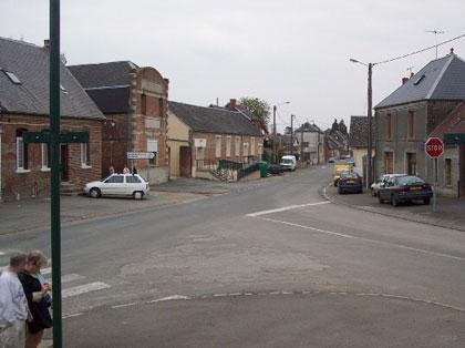 Montbrehain Traffic in 2005