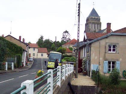 Romagne-sous-Montfaucon, France in 2007