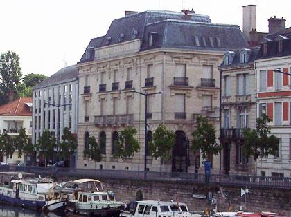Verdun - Le Quais de la Republique in 2007