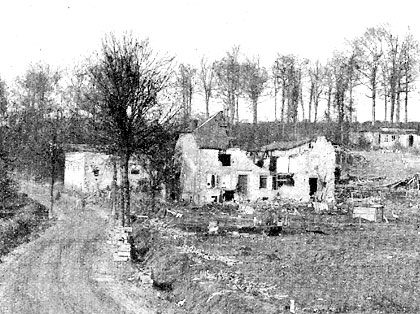 Madeleine's Farm in 1918