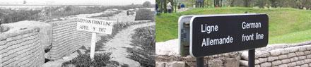 Vimy Ridge German Front Line