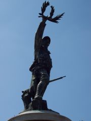 La Commune De Troisvilles Memorial