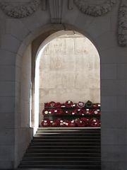 Poppy Wreaths at Menin Gate