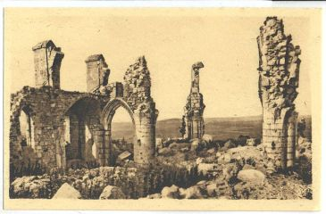 Ruins of Monfaucon