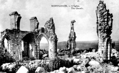 Ruins of Montfaucon