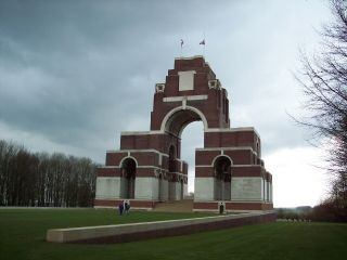 Thiepval Memorial Cemetery