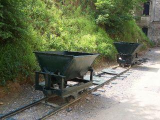 Narrow Gauge Rail at Fortress de Conde