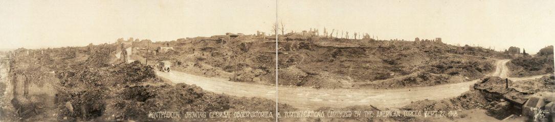 Monfaucon Sept. 27, 1918