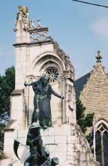 Portuguese Corps Memorial - La Couture, France