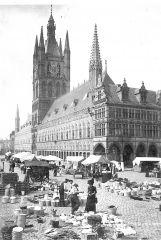 Ypres, Belgium - Pre-War