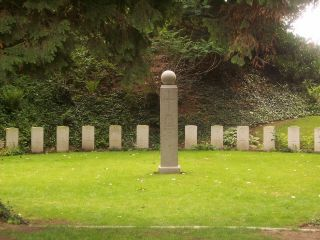 St. Symphorieun Cemetery -  Royal Middlesex Regiment