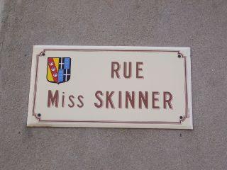 Hattonchattel - Rue Miss Skinner