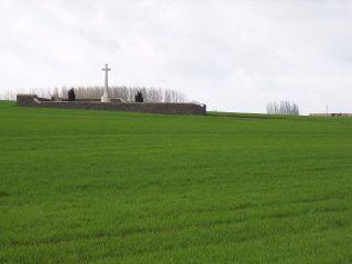 Serre No. 3 CWGC Cemetery