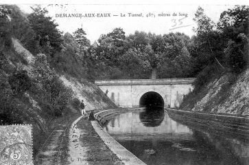 Southern Entrance To St. Quentin Canal Tunnel