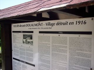 Destroyed Town of Fleury Story