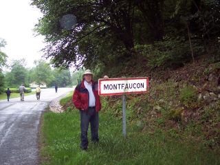 Montfaucton Sign