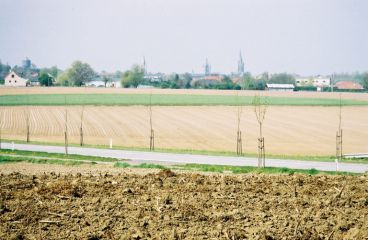 View To Ypres, Belgium