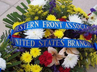 2007 Memorial Day WFA Wreath